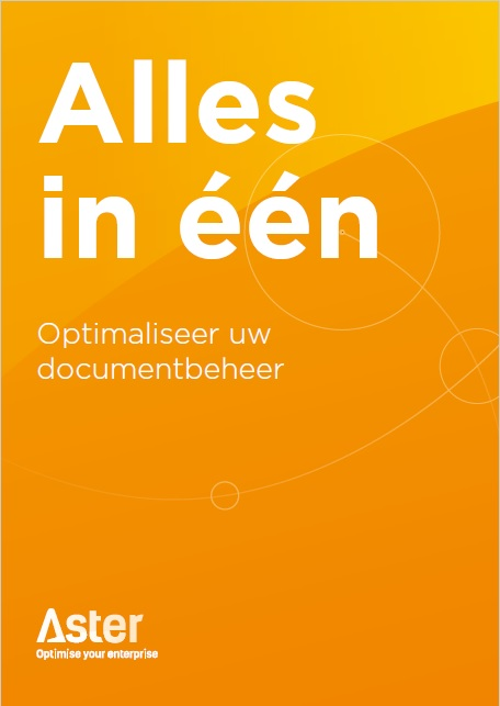 Optimaliseer uw documentbeheer